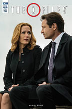 Image: X-Files Annual 2016  (subscription cover - Photo) - IDW Publishing