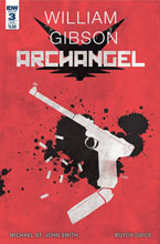 Image: Archangel #3 (subscription cover - James Biggie) - IDW Publishing - Creator Visions