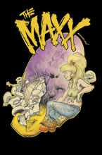 Image: Maxx: Maxximized Vol. 06 HC  - IDW Publishing - Creator Visions