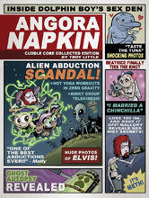 Image: Angora Napkin: Cuddle Core Collected Edition SC  - IDW Publishing - Creator Visions