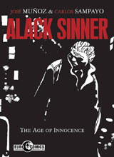 Image: Alack Sinner: The Age of Innocence SC  - IDW Publishing