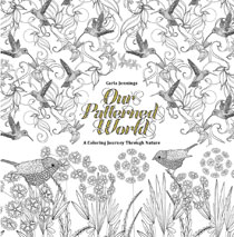 Image: Our Patterned World: A Coloring Journey Through Nature SC  - IDW Publishing