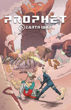 Image: Prophet Vol. 05: Earth War SC  - Image Comics