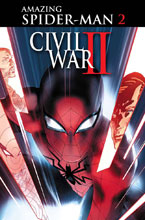 Image: Civil War II: Amazing Spider-Man #2 - Marvel Comics