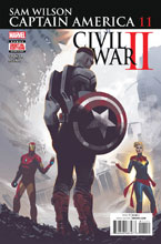 Image: Captain America: Sam Wilson #11 - Marvel Comics
