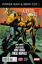 Image: Power Man and Iron Fist #6 - Marvel Comics