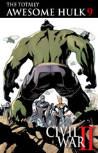 Image: Totally Awesome Hulk #9 - Marvel Comics