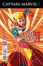 Image: Captain Marvel #7 - Marvel Comics