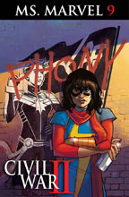 Image: Ms. Marvel #9 - Marvel Comics