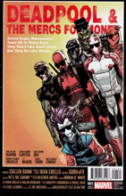 Image: Deadpool & the Mercs for Money #1 (variant cover - Camuncoli) - Marvel Comics