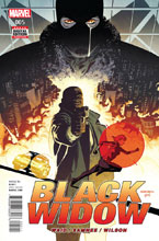 Image: Black Widow #5 - Marvel Comics