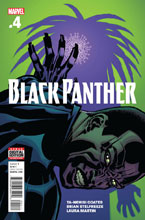 Image: Black Panther #4 - Marvel Comics