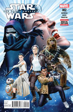 Image: Star Wars: The Force Awakens Adaptation #2 - Marvel Comics