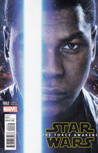 Image: Star Wars: The Force Awakens Adaptation #2 (Movie photo variant cover - 00231) - Marvel Comics
