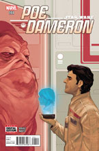 Image: Poe Dameron #4 - Marvel Comics