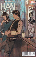 Image: Han Solo #2 (Lotay variant cover - 00231) - Marvel Comics