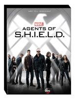 Image: Agents of S.H.I.E.L.D.: Season Three Declassified Slipcased HC  - Marvel Comics