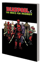 Image: Deadpool & the Mercs for Money Vol. 00: Merc Madness SC  - Marvel Comics