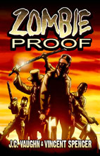 Image: Zombie Proof Vol. 01 SC  - American Mythology Productions