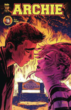 Image: Archie Vol. 02 #10 (cover A - Veronica Fish) - Archie Comic Publications