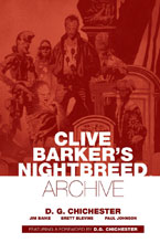 Image: Clive Barker's Nightbreed Archive Vol. 01 HC  - Boom! Studios