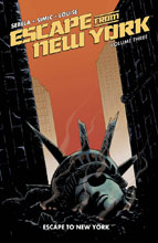 Image: Escape from New York Vol. 03: Escape to New York SC  - Boom! Studios