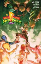 Image: Mighty Morphin Power Rangers #5 - Boom! Studios