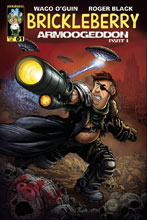 Image: Brickleberry #1 (cover A - Rebner) - Dynamite