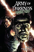 Image: Army of Darkness Furious Road #5 (cover A - Hardman) - Dynamite