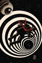Image: Twilight Zone: The Shadow #4 (cover B variant incentive - Virgin) (10-copy) - Dynamite
