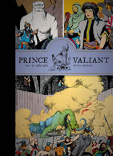 Image: Prince Valiant Vol. 13: 1961-1962 HC  - Fantagraphics Books