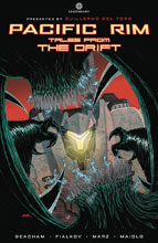 Image: Pacific Rim: Tales From the Drift SC  - Legendary Comics
