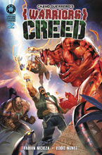 Image: Chavo Guerrero's Warrior's Creed #2 (Spanish) - Lion Forge