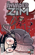 Image: Invader Zim #12 - Oni Press Inc.