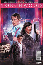 Image: Torchwood #1 (cover B - Photo) - Titan Comics