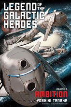 Image: Legend of Galactic Heroes Novel Vol. 02 SC  - Viz Media LLC