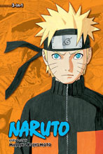 Image: Naruto 3-in-1 Vol. 15 SC  - Viz Media LLC