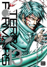 Image: Terra Formars Vol. 13 GN  - Viz Media LLC