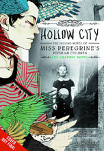 Image: Hollow City: Miss Peregrine's Home For Peculiar Children Graphic Novel Vol. 02 HC  - Yen Press