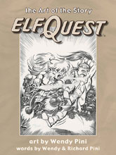 Image: Elfquest: The Art of the Story HC  - Flesk Publications
