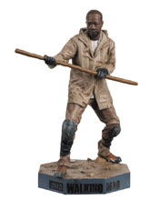 Image: Walking Dead Collector's Model: Morgan  - Eaglemoss Publications Ltd