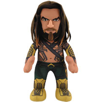 Image: Batman v Superman Plush: Aquaman  (10-inch) - Bleacher Creatures