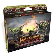 Image: Pathfinder Adventure Card Game: Goblin's Fight! Class Deck  - Paizo, Inc