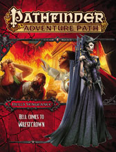 Image: Pathfinder Adventure Path: Hell's Vengeance Part 6 - Hell Comes to Westcrown SC  - Paizo, Inc