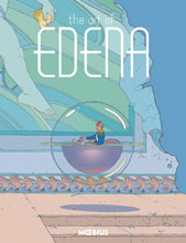 Image: Moebius Library: The Art of Edena HC  - Dark Horse Comics