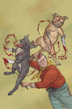 Image: Shaolin Cowboy: Who'll Stop the Reign? #4 - Dark Horse Comics
