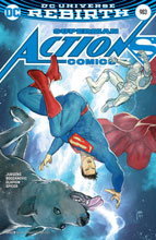 Image: Action Comics #983 (variant cover - Janin)  [2017] - DC Comics