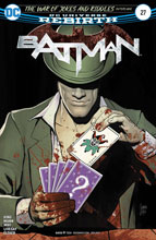 Image: Batman #27 - DC Comics