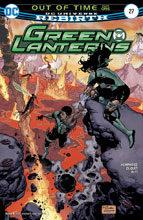 Image: Green Lanterns #27 - DC Comics