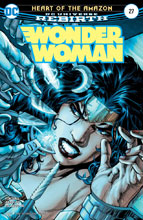 Image: Wonder Woman #27 - DC Comics